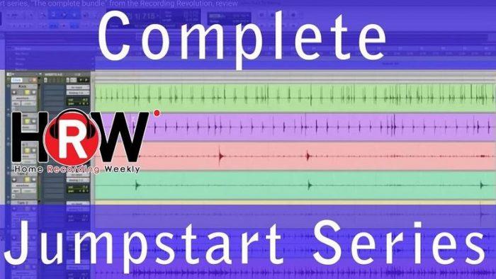 JumpStart Your Mixes Complete Bundle TUTORiAL