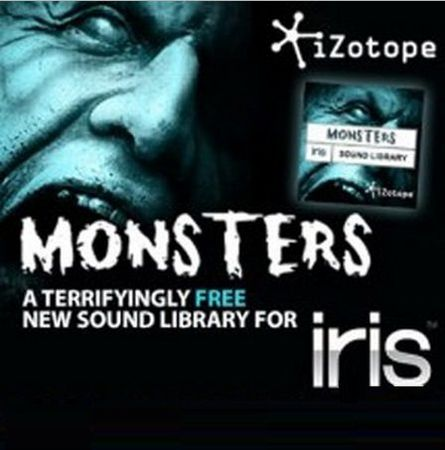 Monsters sound library