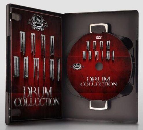 Anno Domini Drum Sample Collection WAV