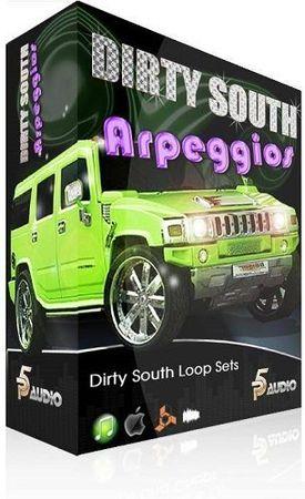 Dirty South Arpeggios WAV-DYNAMiCS