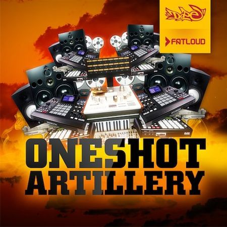 One Shot Artillery Vol.1 WAV
