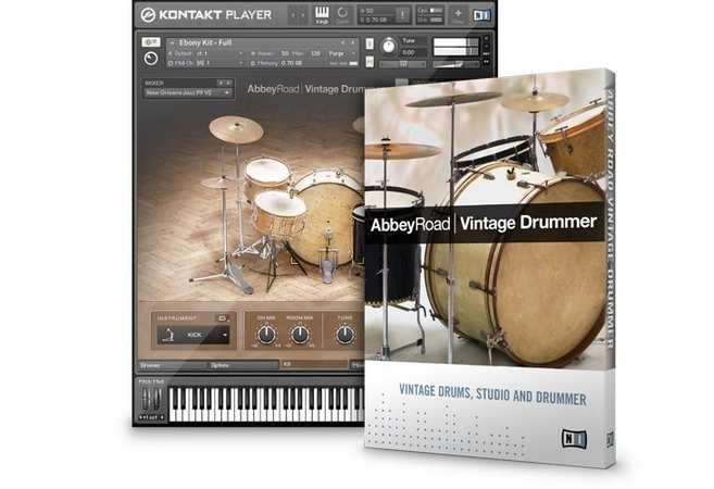 Abbey Road Vintage Drummer KONTAKT-MAGNETRiXX