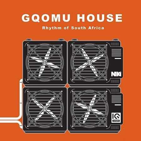 GQOMU House Rhythm of South Africa WAV
