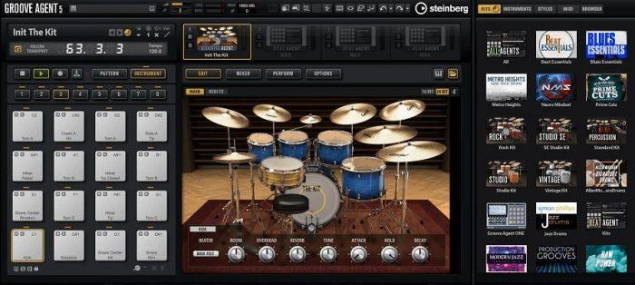 Groove Agent 5 v5.0.30 STANDALONE VSTi VSTi3 AAX WiN