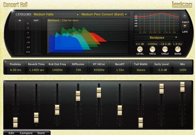 Lexicon PCM Native Reverb Bundle VST RTAS 1.1.3 Win MAC