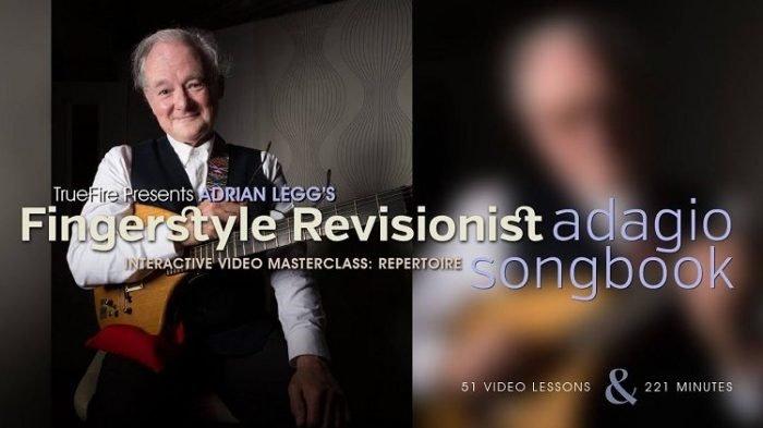 Fingerstyle Revisionist Adagio Songbook