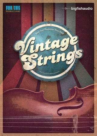 Vintage Strings KONTAKT