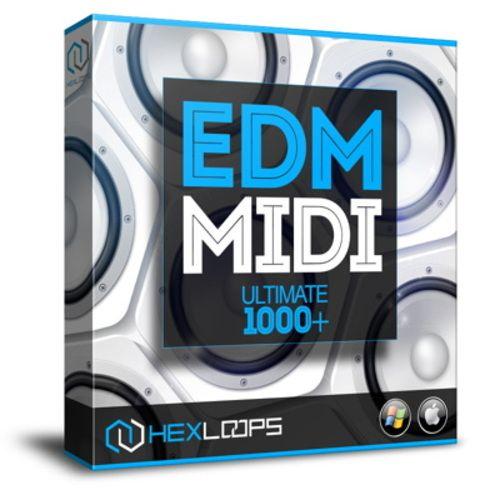 EDM MIDI Ultimate 1000+ Pack