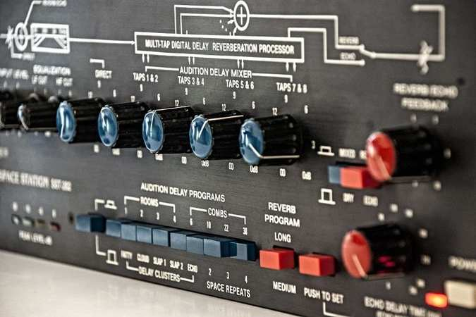 SST-282 Space Delay for Altiverb 7.28 Plugins Presets