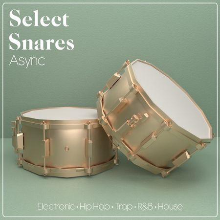 Async Select Snares WAV