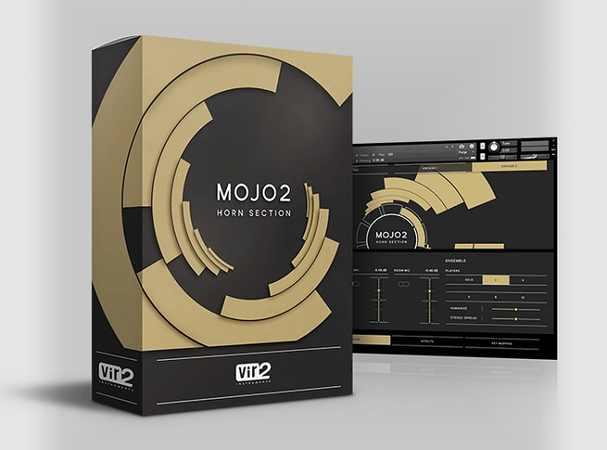 MOJO 2 Horn Section v1.5 KONTAKT Update ONLY