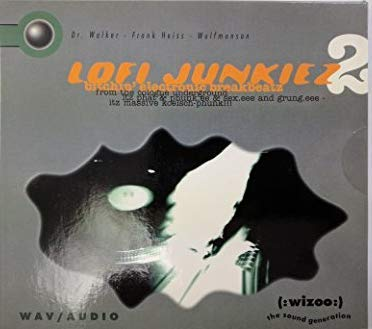 LoFi Junkiez Vol 2 CDDA WAV
