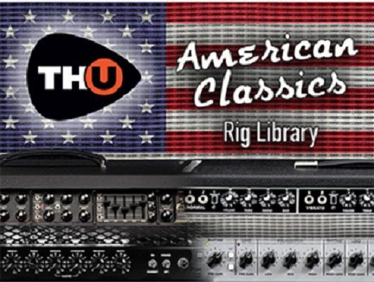 American Classics Rig Library-R2R