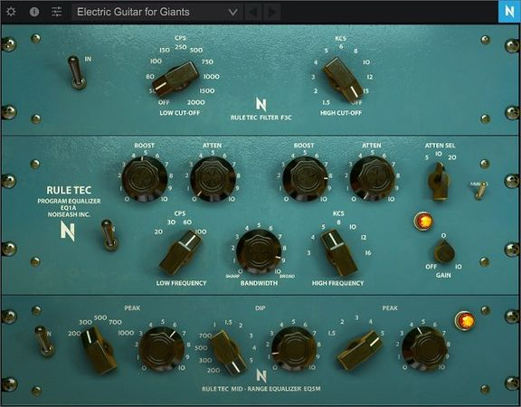 Rule Tec All Collection v1.4.2 Incl Keygen (WiN and OSX)-R2R