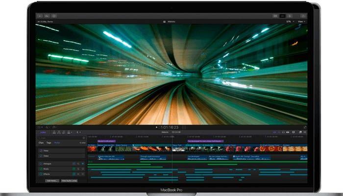 Final Cut Pro v10.4.9 macOS TNT