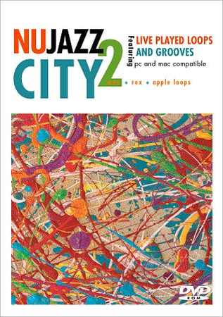 Nu Jazz City Vol.2 MULTIFORMAT