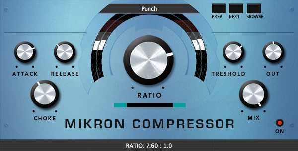 Mikron Compressor v1.0.2 Incl Patched and Keygen R2R