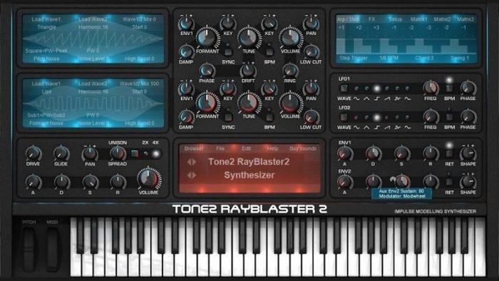 RayBlaster VSTi x64 v2.6.0-R2R