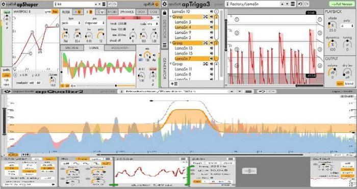apulSoft bundle VST VST3 AAX 2020.7-V.R