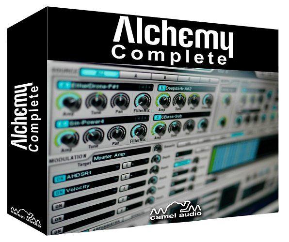 Alchemy Soundbank v1.50 Collection Incl. Player WiN MAC