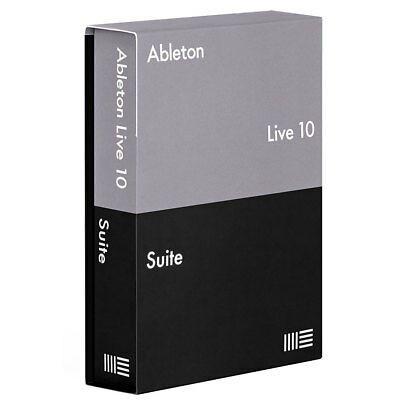 Ableton Live Suite v10.1.25 Incl Patched and Keygen-R2R
