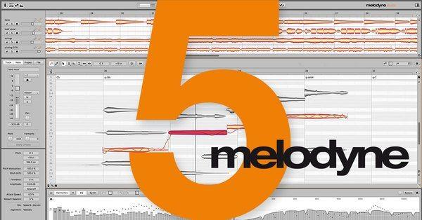 Melodyne 5 Studio v5 WIN-RET