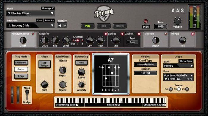 STRUM GS 2.3.3 (Win Mac)