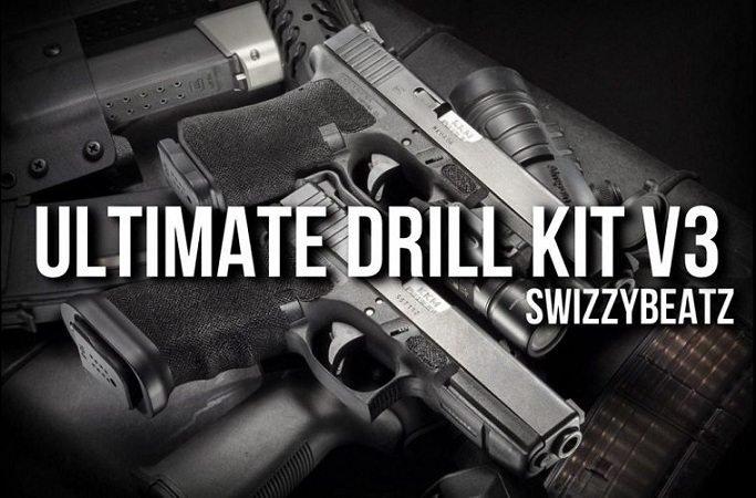 Ultimate Drill Kit Vol.3 WAV MiDI FLP Nexus Prests