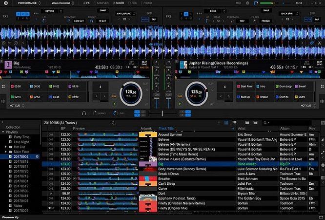 Pioneer DJ rekordbox v6.0.1-V.R