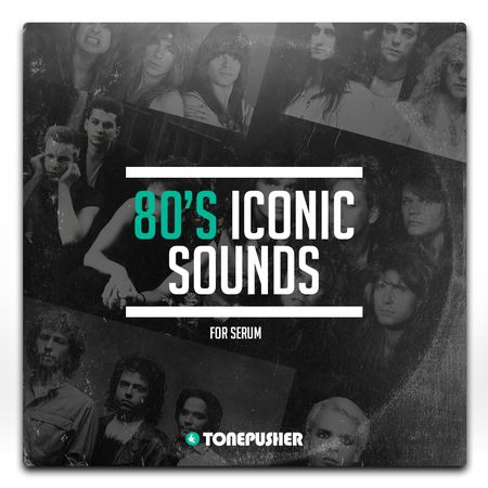 80s Iconic Sounds For XFER RECORDS SERUM-DISCOVER