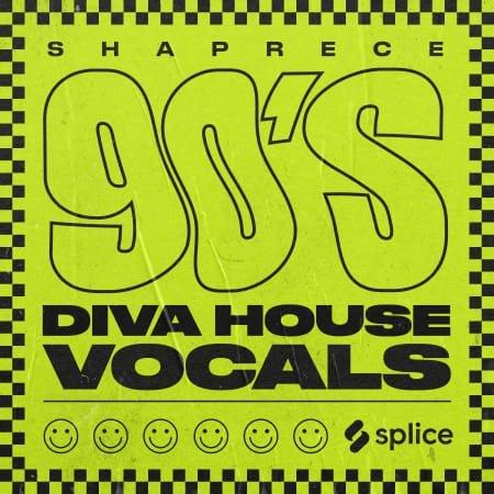 90s Diva House Vocals WAV