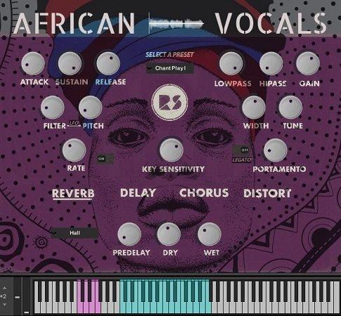 African Vocals KONTAKT-0TH3Rside