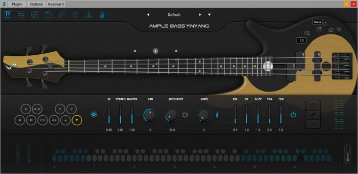 Ample Bass Yinyang v3.1.0 WIN OSX