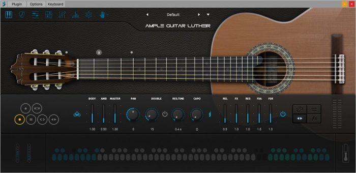 Ample Guitar L v3.2.0 WIN OSX