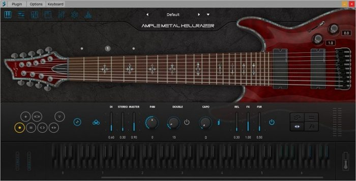 Ample Guitar Metal Hellrazer v3.1.0 WIN OSX