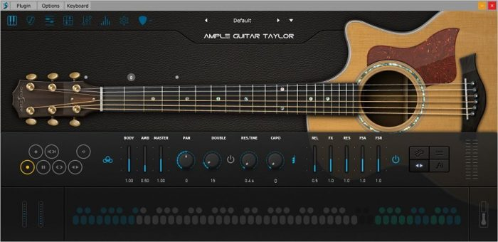 Ample Guitar T v3.2.0 WIN OSX