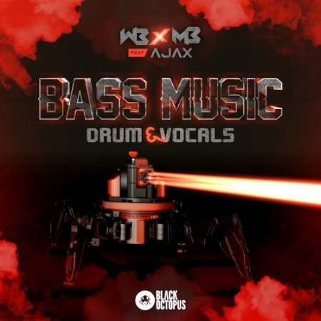 Bass Music Drum and Vocals WAV
