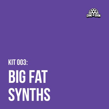 Big Fat Synths WAV-FLARE