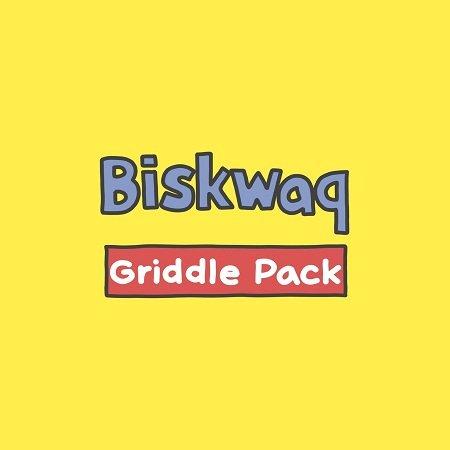 Biskwaq Griddle Pack WAV