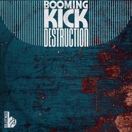 Booming Kick Destruction WAV-FLARE