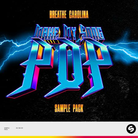 Breathe Carolinas Pop Sample Pack WAV-FLARE