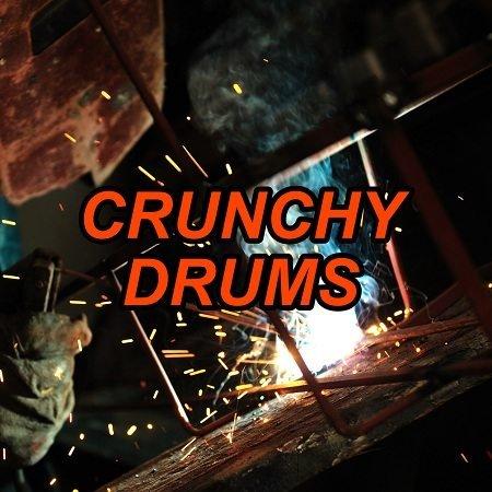 Crunchy Drums Sample WAV