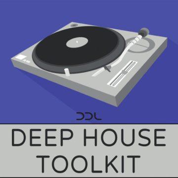 Deep House Toolkit WAV-DISCOVER