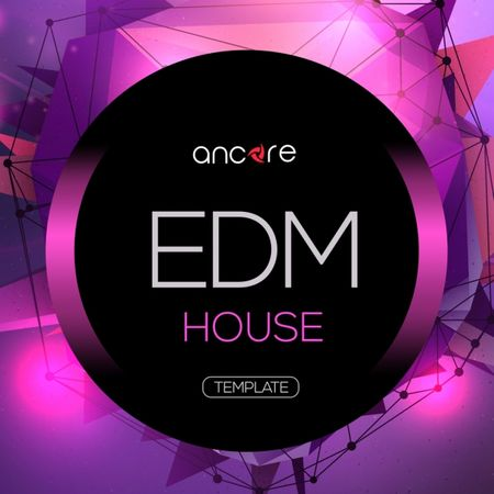EDM House Volume 1 For LOGIC PRO X-DISCOVER