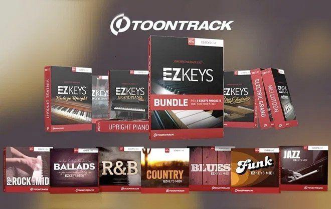 EZkeys Complete 1.2.5 MAC