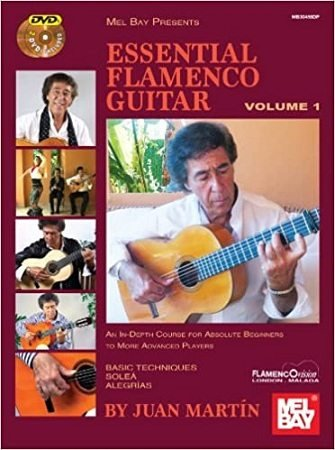 Essential Flamenco Guitar Vol 1