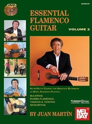 Essential Flamenco Guitar Vol 2