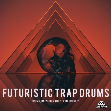 Futuristic Trap Drums Vol. 1 WAV