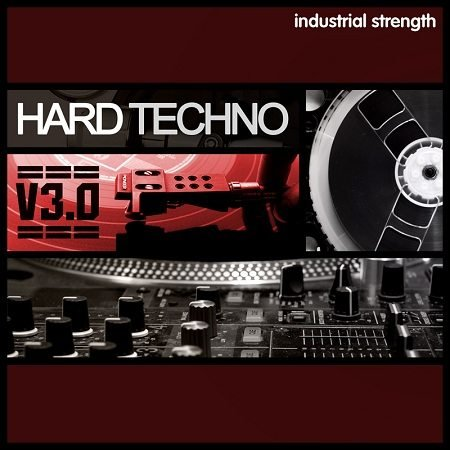 Hard Techno V3.0 WAV