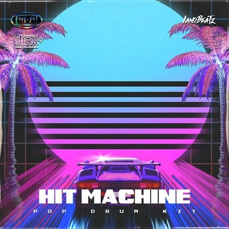 Hit Machine (Pop Drum Kit) WAV